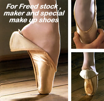 Freed Pointe Shoes